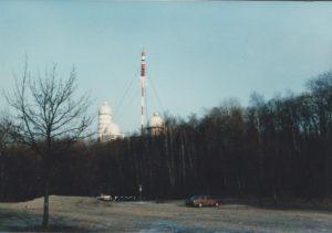 NSA Intercept Site on Teufelsberg, Berlin, 1985