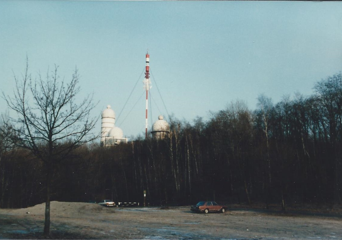 NSA Intercept Site on Teufelsberg, Berlin, 1985
