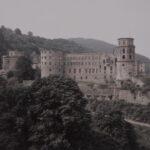The famous Schloss Heidelberg