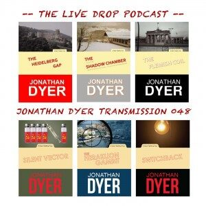 The Live Drop Podcast Header